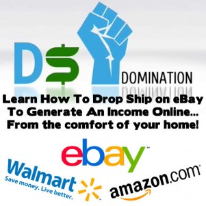 DS Domination Review: Make $100-$300 Per Day With eBay Dropshipping