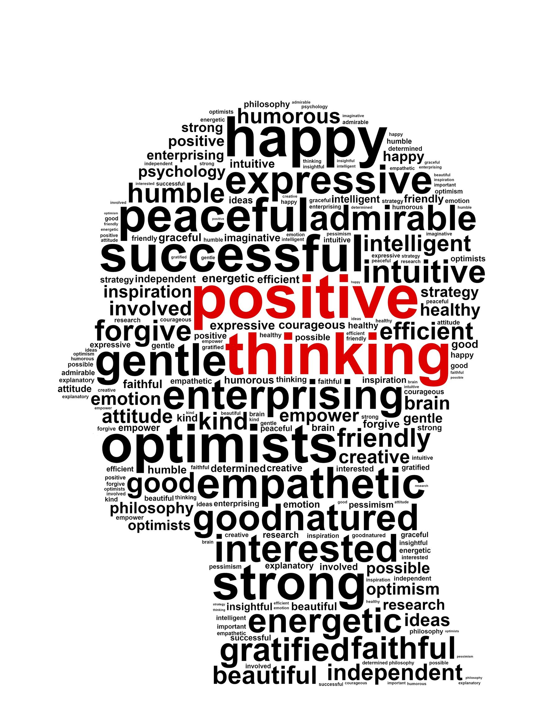 7 Tips For Enlightened Living Through The Power Of Positive Thinking