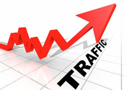 blog websites traffic
