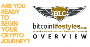 Crypto Wealth Education & Mastermind Community Overview [Bitcoin Lifestyles Club]