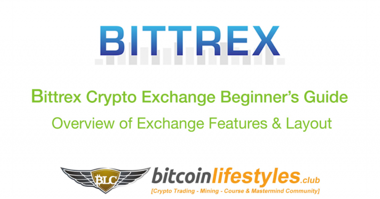 Bittrex-Exchange-Guide-Tutorial-Review-Overview