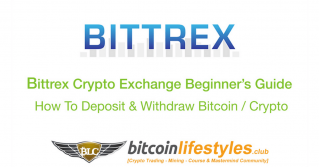 Bittrex Exchange Beginner's Guide Pt. 3: How To Deposit & Withdraw Bitcoin & Cryptocurrencies