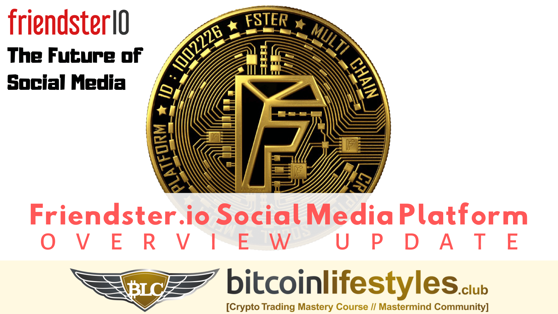 Friendster.io: The Future Of Social Media [Platform Overview]